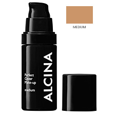 Krycí make-up - Perfect Cover Make-up - medium  - 30 ml