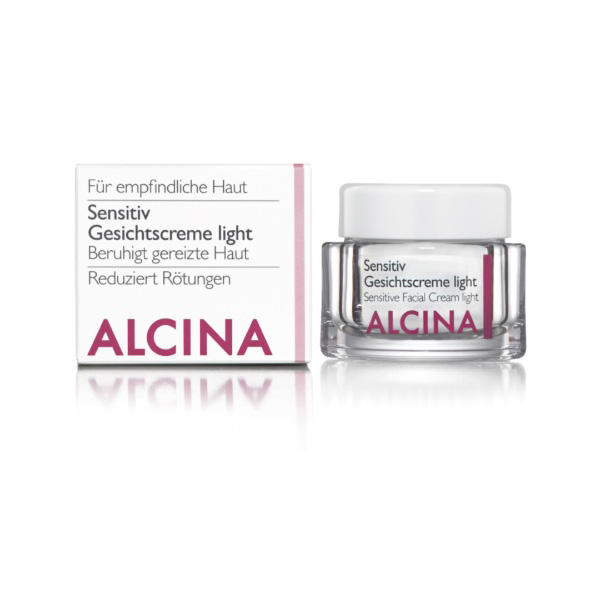 Alcina - Sensitiv krém light