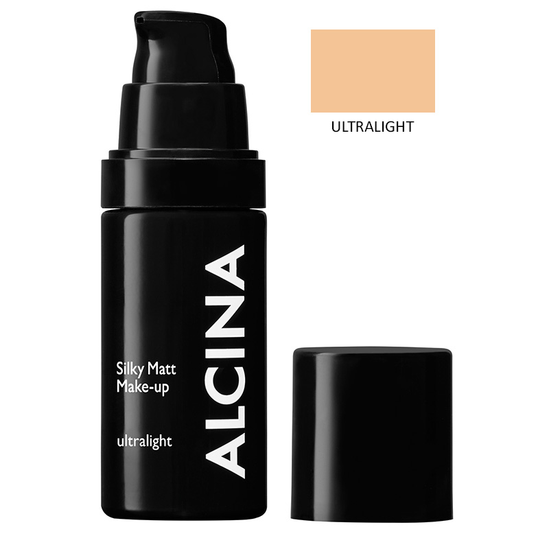 Alcina - Zmatňujúci make-up Silky Matt Make-up - ultralight