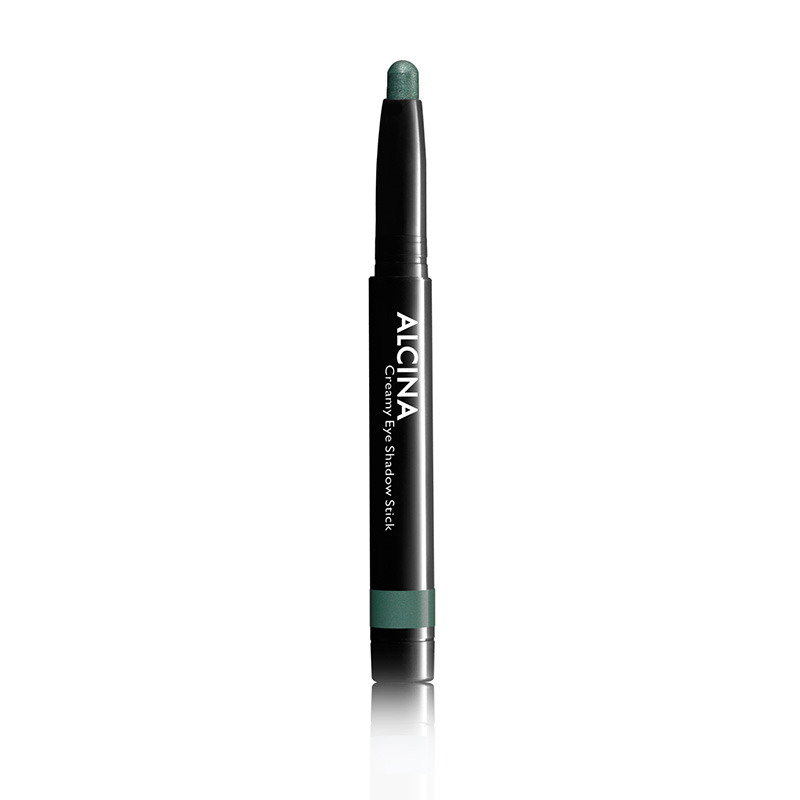 Alcina - Očné tiene v ceruzke Creamy Eye Shadow Stick - 040 Green