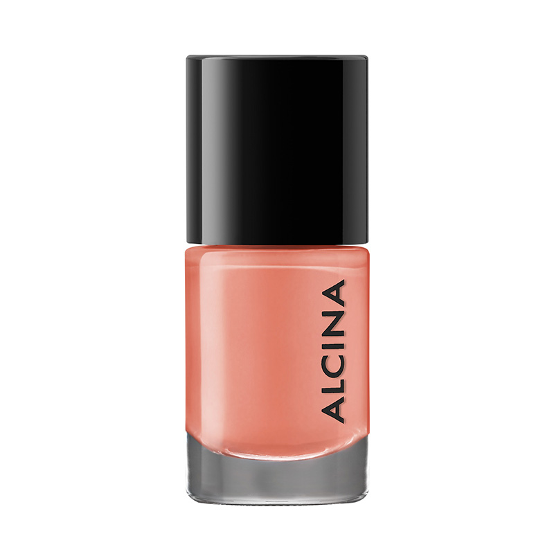 Alcina - Lak na nechty Ultimate Nail Colour - 010 Apricot
